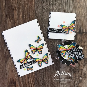 Butterfly Gala by Stampin