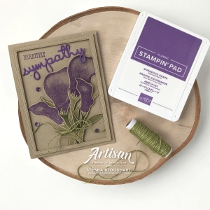 Lasting Lily Sale-A-Bration Stamp Set by Stampin