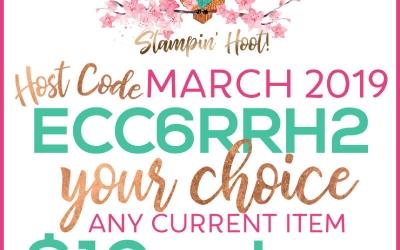 March 2019 Hoot Loot Host Code