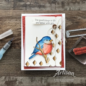 Better With You Stamp Set by Stampin