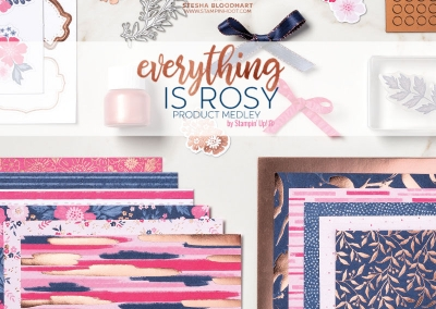 Everything is Rosy Product Medley Labeled