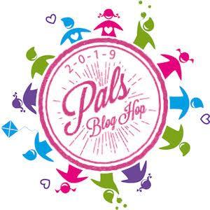 Pals Blog Hop February 2019 Stesha Bloodhart. Stampin' Hoot! #steshabloodhart #stampinhoot