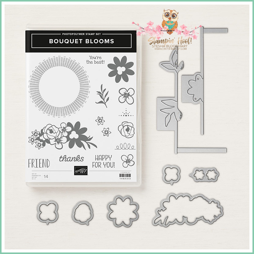148403 Bouquet Blooms Bundle