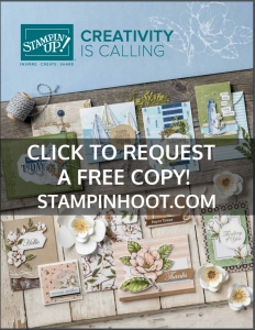The 2019-2020 Annual Catalog is LIVE! Order NOW!   Stampin' Hoot