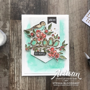 Free As A Bird Bundle by Stampin