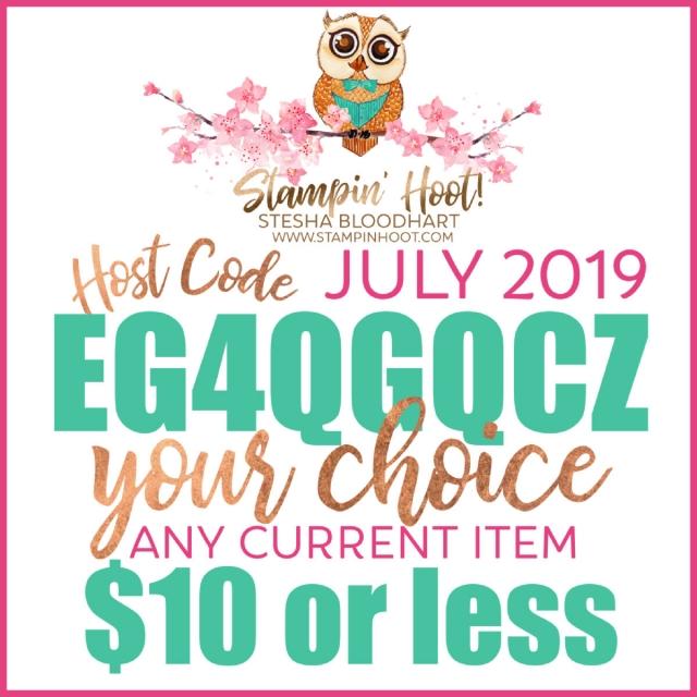 July 2019 Hoot Loot