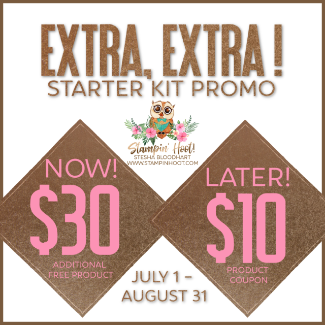 Extra, Extra Promotion