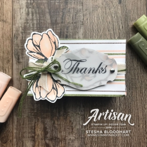 Perfect Parcel Die & Magnolia Lane Suite From Stampin