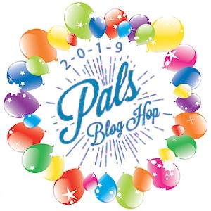 Pals Blog Hop July 2019 Stesha Bloodhart. Stampin' Hoot! #steshabloodhart #stampinhoot