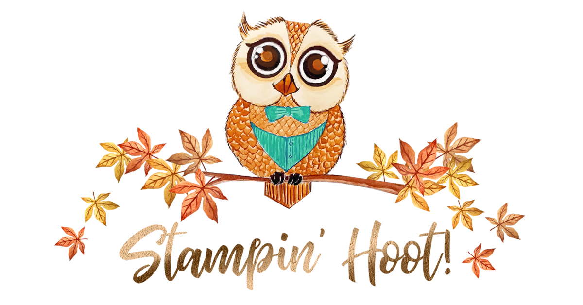 Stampin' Hoot #steshabloodhart, Independent Stampin' Up! Demonstrator