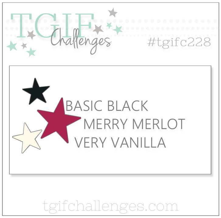 TGIFC Color Challenge #tgifc228