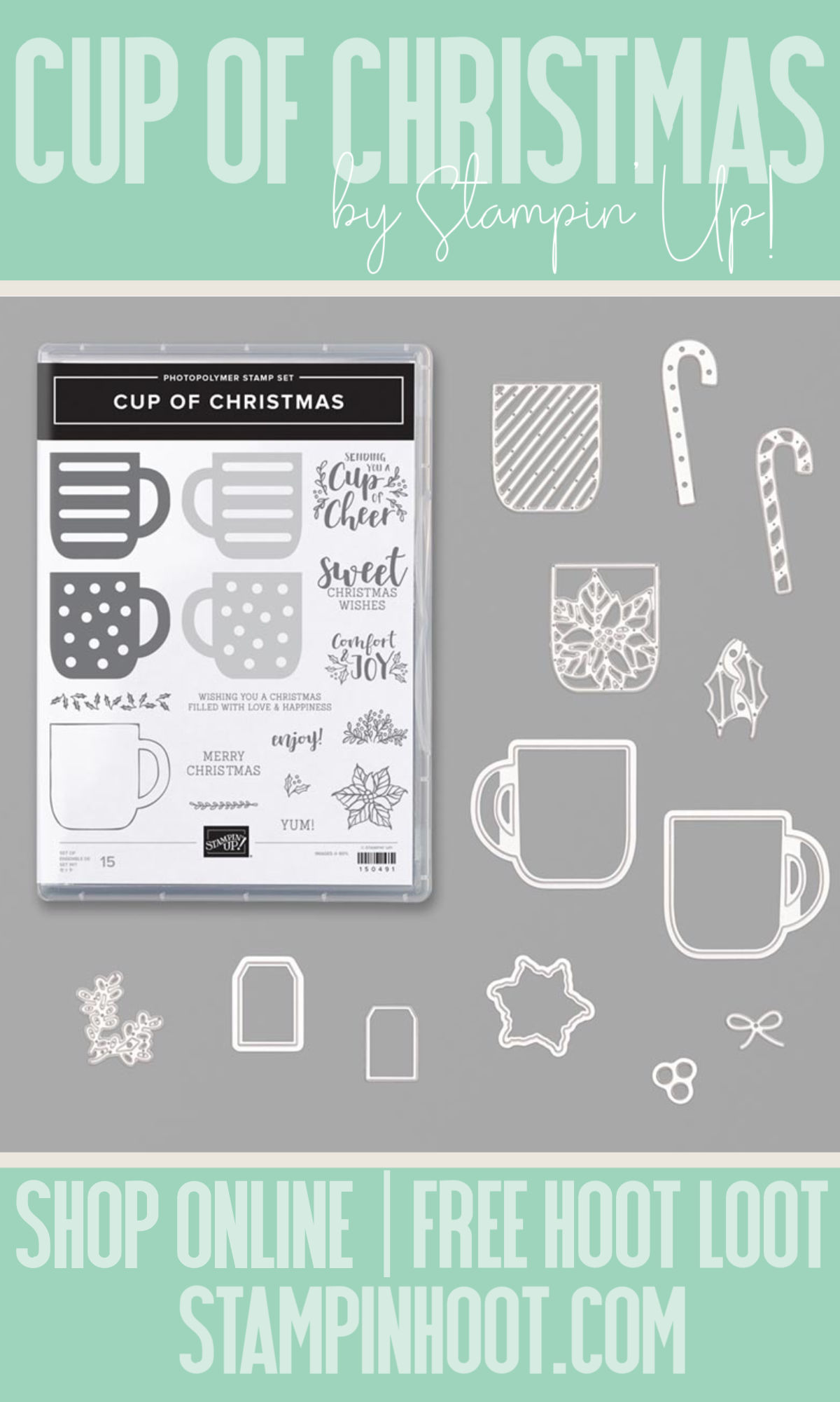 Stampin' Up! Cup of Christmas Bundle from the 2019 Holiday Catalog