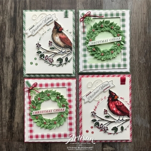 Toile Tidings Product Suite from Stampin