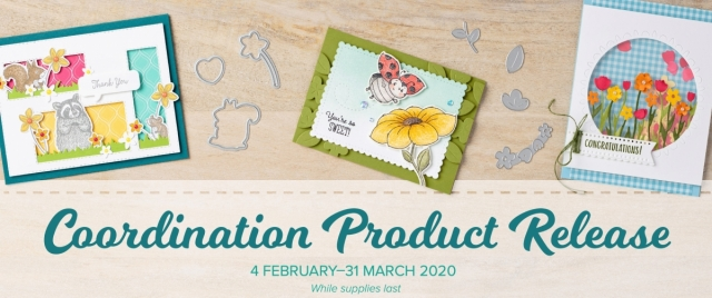 Coordination Product Release Feb 4 - March 31 2020