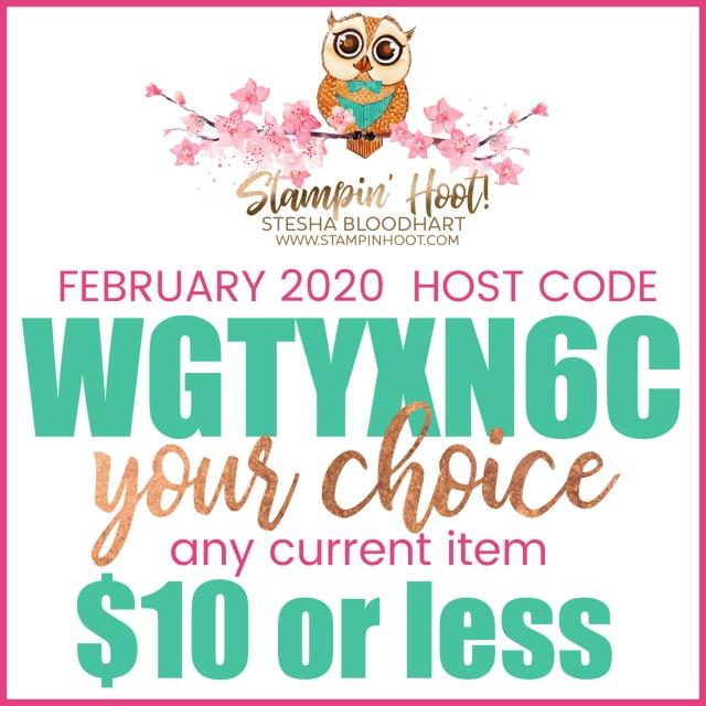 February 2020 Hoot Loot