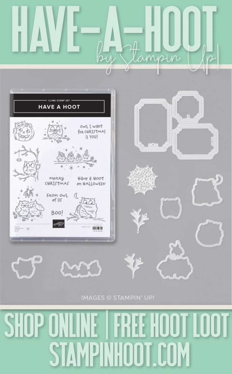 Have a Hoot Bundle from Stampin' Up! 155208 Page 62 51.25