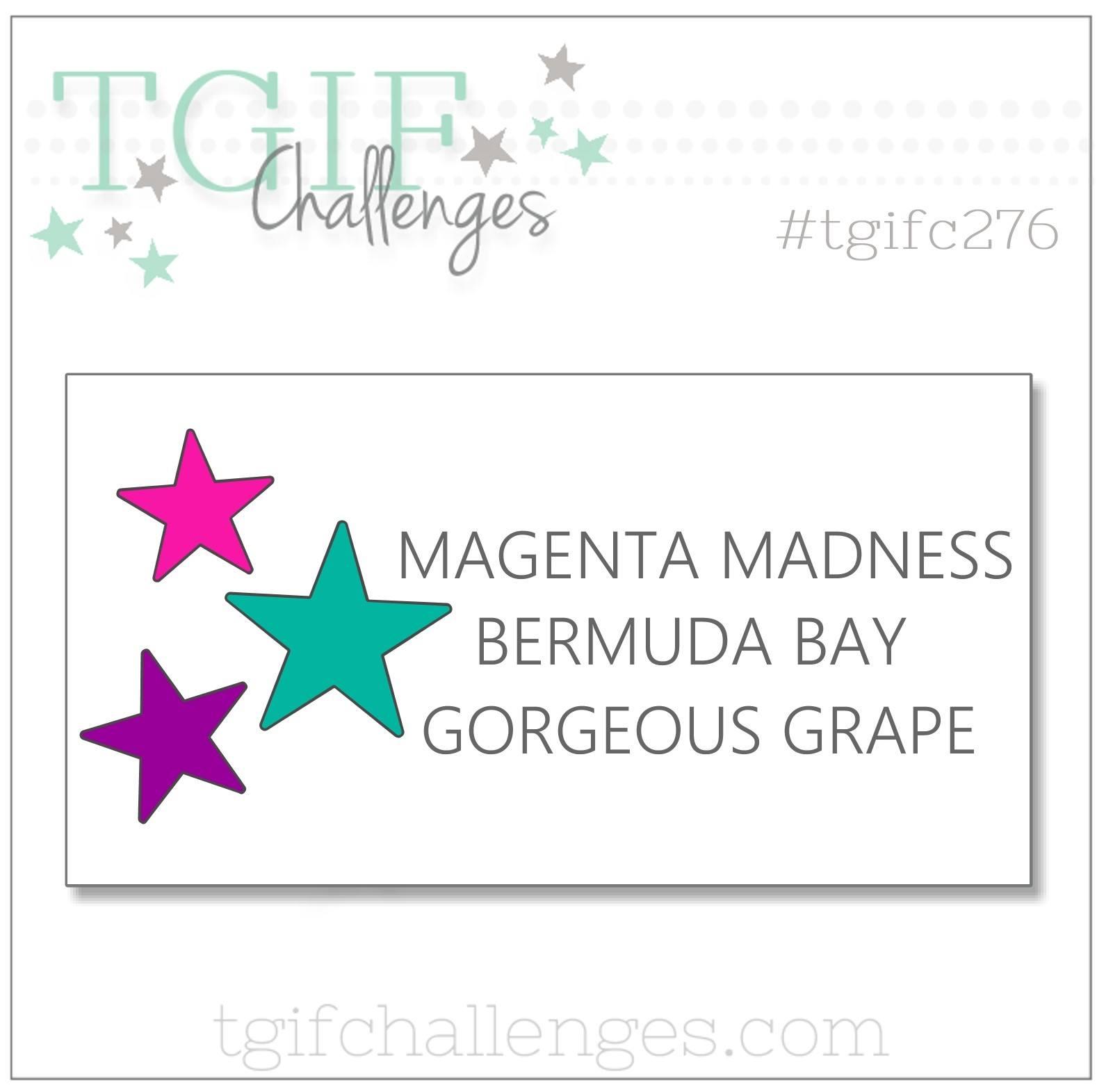 tgifc276 color challenge