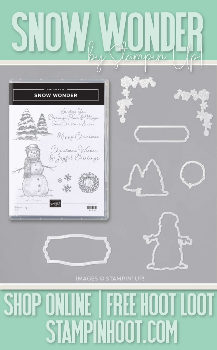 Snow Wonder Bundle by Stampin' Up! 155185