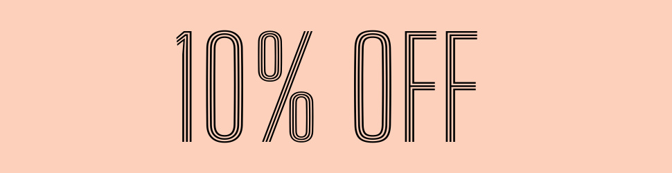 10% Off Items