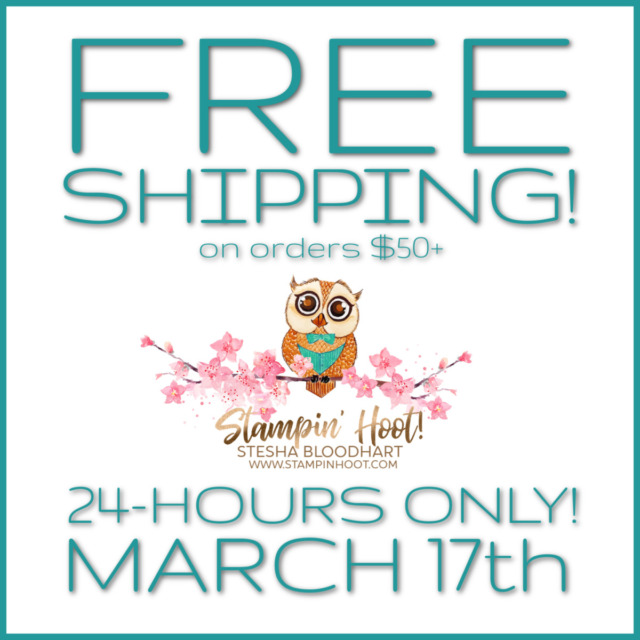 Free Shipping on Orders $50 Plus