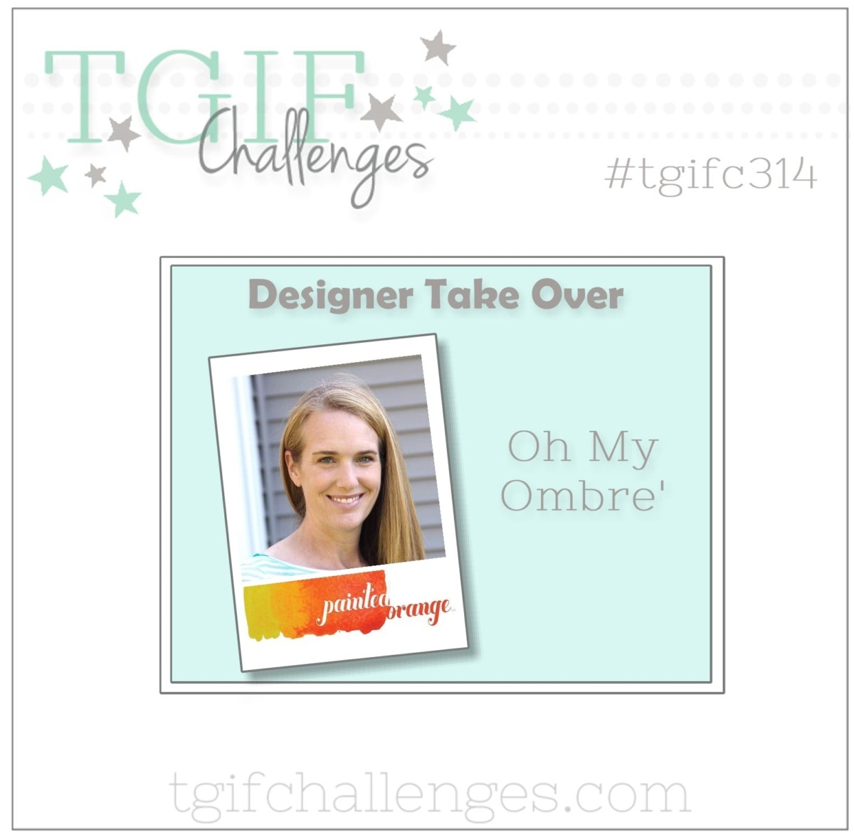 #tgifc314 Oh My Ombre