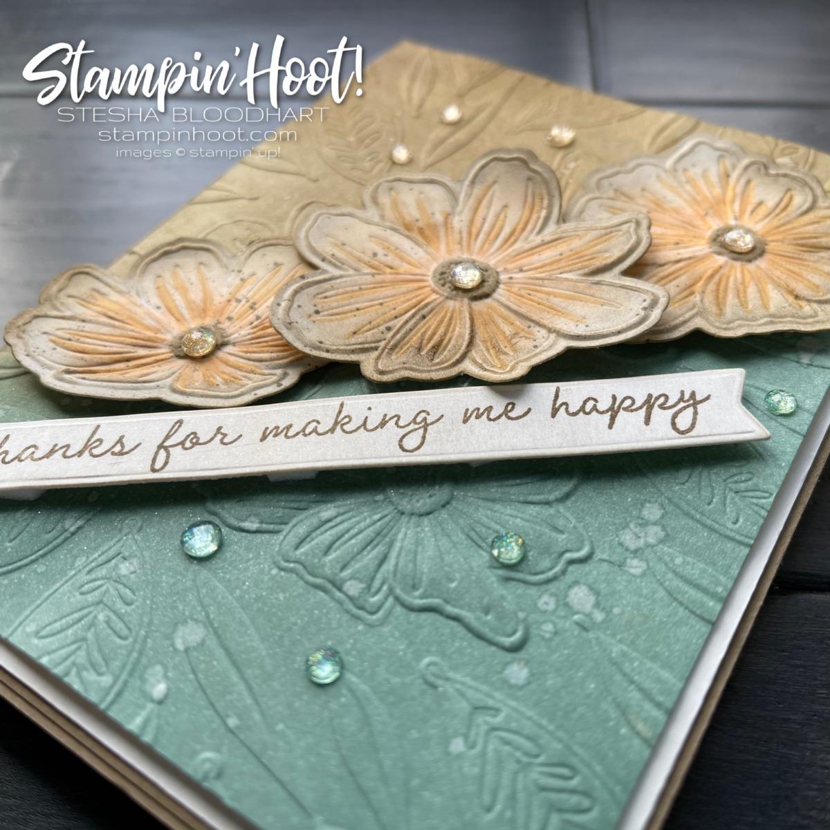 Art In Bloom Bundle - Stampin' Fancy Friday In Color Challenge _ Stesha Bloodhart 4